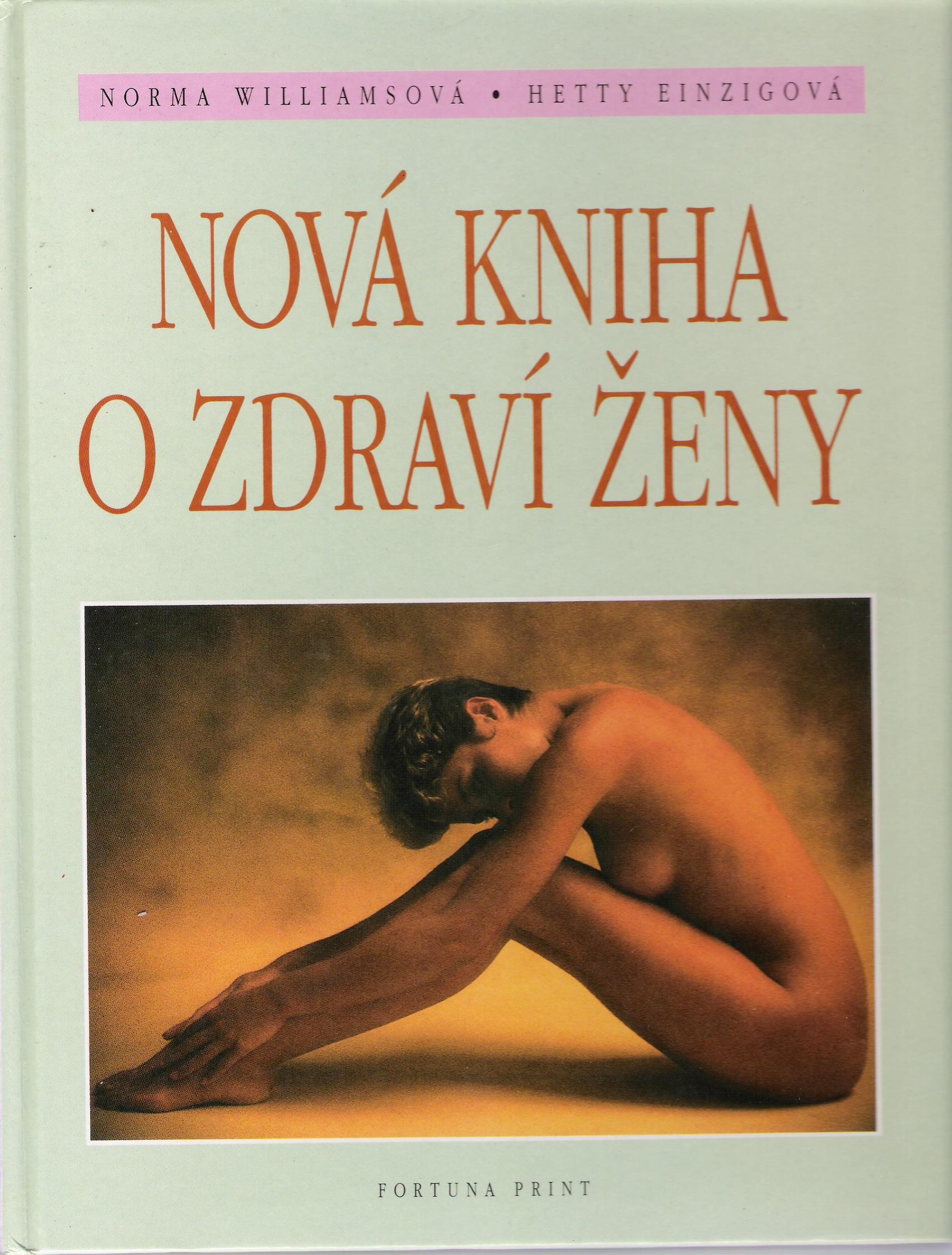 Nová kniha o zdraví ženy 36594b0a579