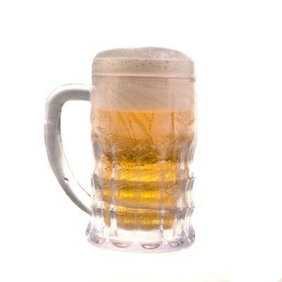 Chladiaci pohar na pivo