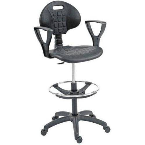 35d48d7dfd43c ANTARES priemyselná stolička 1290 PU ASYN EXTEND   kancelársky ...