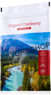 Organic CRANBERRY JUICE POWDER  100gr ENERGY