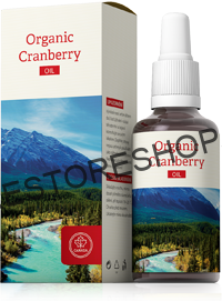 ORGANIC CRANBERRY OIL 30 ml ENERGY