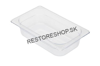 Gastronádoba Food Pan 2,4litr. 1/4 100mm Rubbermaid