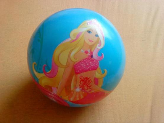 Lopta Barbie Mermaid Tale 23cm