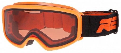 f7ba50f21 Detské lyžiarske okuliare Relax Arch HTG54B oranžová matná