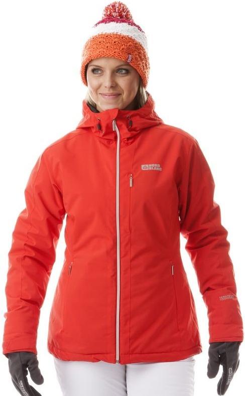 46d8b0dab Dámska lyžiarska bunda Nordblanc NBWJL5828 červená