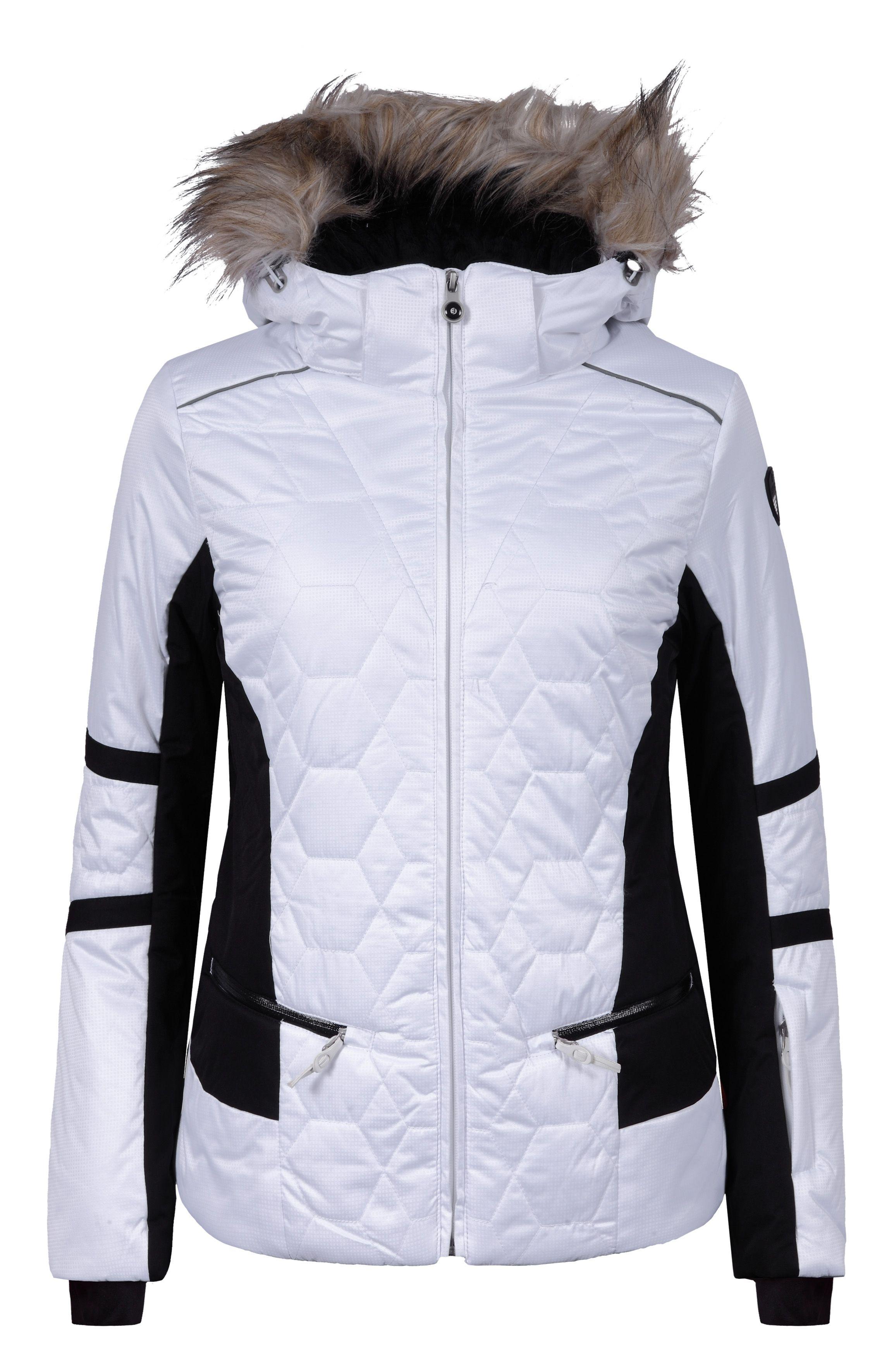 Icepeak Carol I biela 853204 512 - 980 dámska zimná bunda a48abcc8840