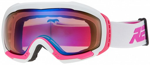 768c4e0ee Lyžiarske okuliare Relax Bondy HTG32I bielo-ružové empty