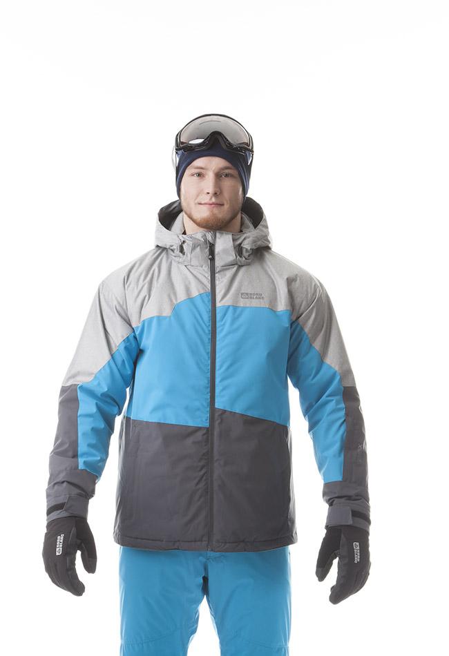 Pánska zimná bunda Nordblanc NBWJM5811 sivá sv.modrá tm.modrá empty f2e2dc1c602