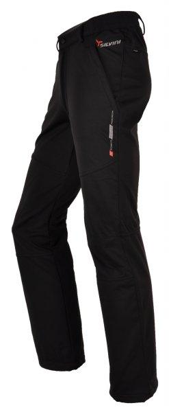 d02a8942bcd7 Pánske softshellové nohavice Silvini Vento MP318 čierne