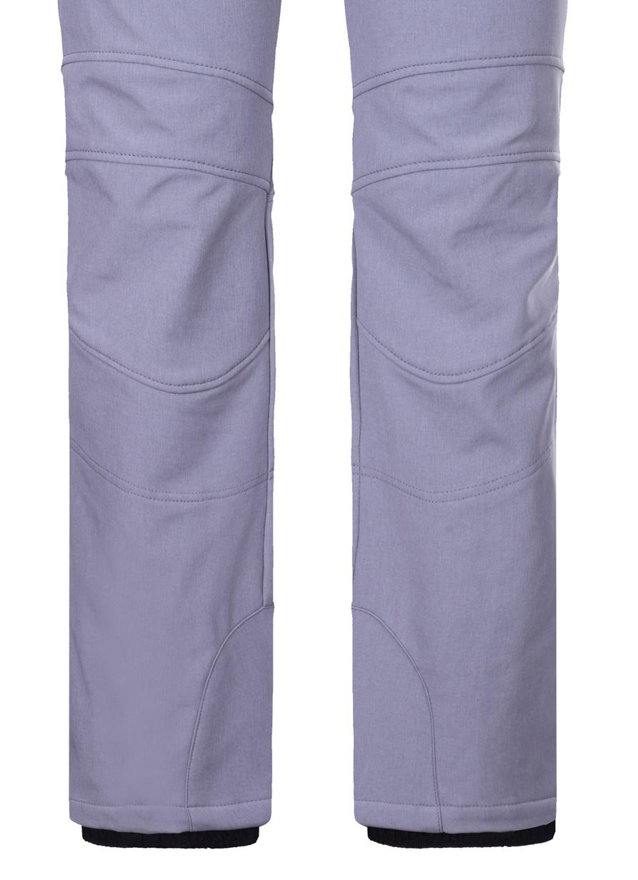 7a61fe649 Dámske softshellové nohavice Icepeak Outi 54101-810 svetlo sivé