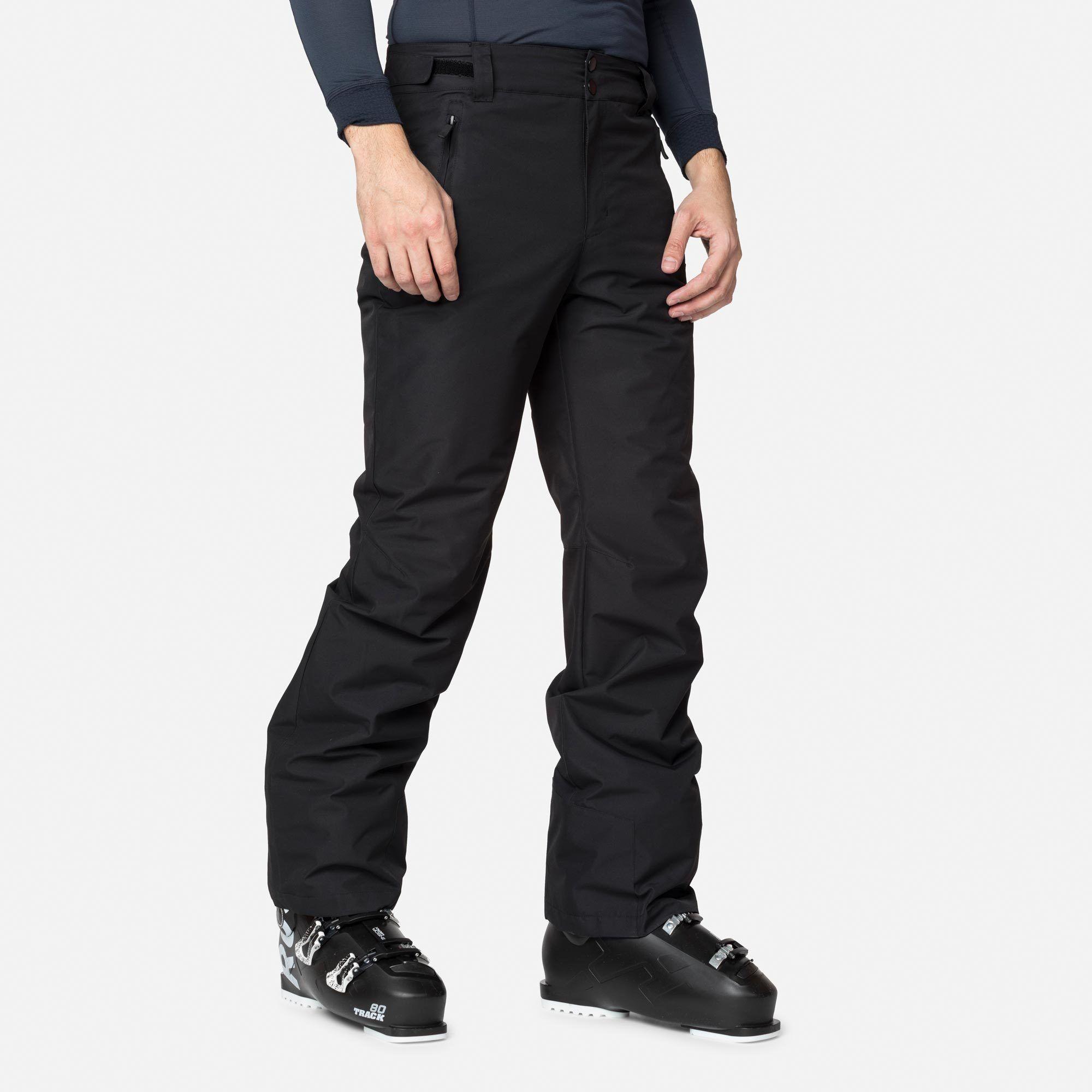 e9010d607 Rossignol Rapide Pants pánske lyžiarské nohavice čierne model 2018/19