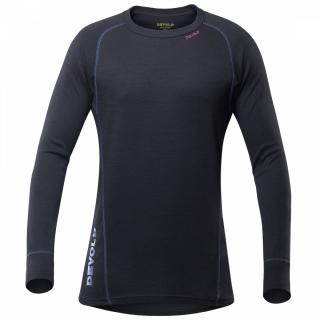Pánske termo triko Devold DUO ACTIVE Man Shirt BLACK empty ce67aa34556