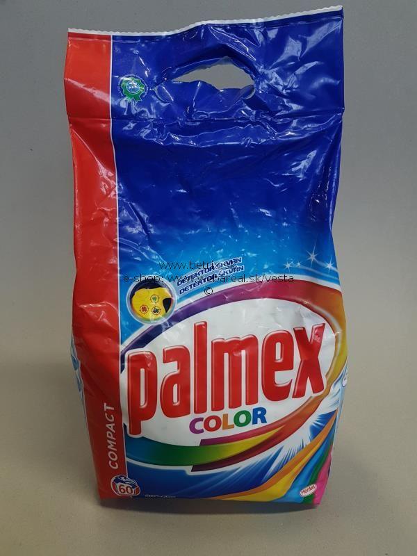 Palmex prací prášok color 4,5kg  60PD  (PALMEX PRACí PRášOK COLOR 4,5KG  60PD )