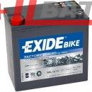 Exide Bike GEL 12V 14Ah 150A GEL12-14