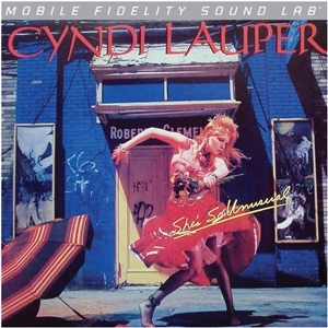 Cindy Lauper - She's So Unusual