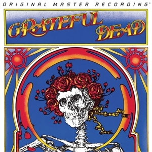 The Grateful Dead - Skull and Roses
