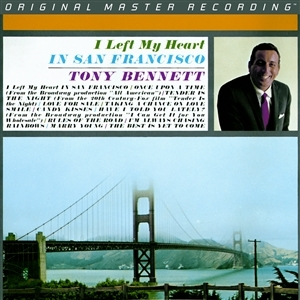 Tony Bennett – I left my Heart in San Francisco