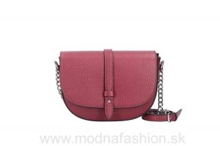 Dámska kožená kabelka na rameno 5074 MADE IN ITALY empty f833835745a