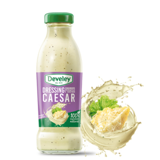 Dressing na caesar šalát,Develey  500ml