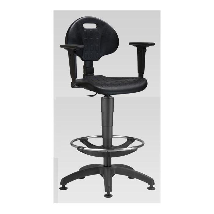 e24099375789f STOLIČKY, LAVICE a KRESLÁ   ANTARES priemyselná stolička 1290 PU ...