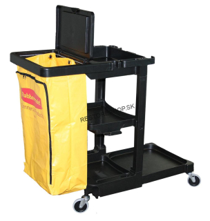 Vozík Janitor Cart  Rubbermaid