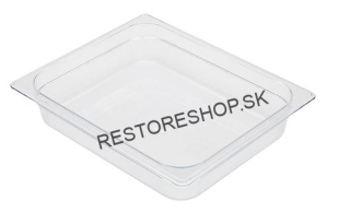 Gastronádoba Food Pan 6litr 1/2 100mm Rubbermaid